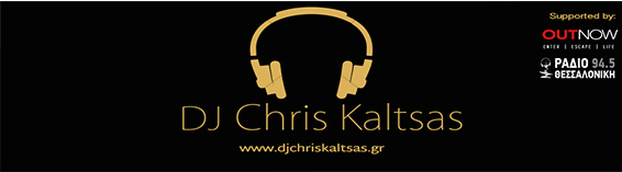 DJ Chris Kaltsas